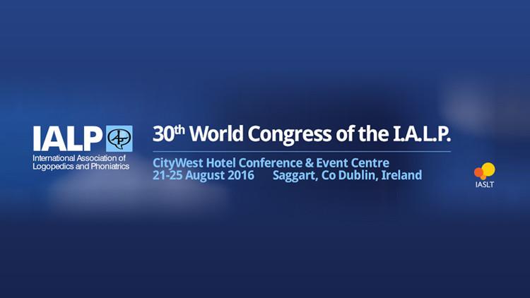 October 2015 Newsletter 30th World Congress of the IALP, Dublin, Ireland