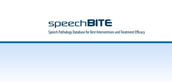 Newsletter της Ομάδας SpeechBΙΤΕ | Αύγουστος 2016