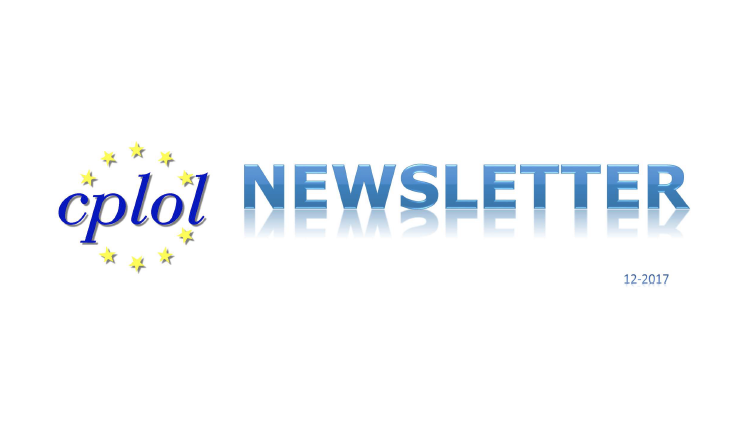 Cplol Newsletter December 2017