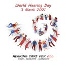 World Hearing Day 2021 1st announcement
